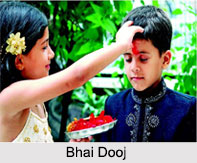 Bhai Dooj, Indian Religious Festival