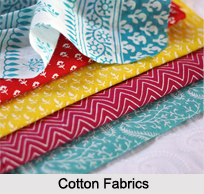 Cotton Fabrics, Indian Clothing