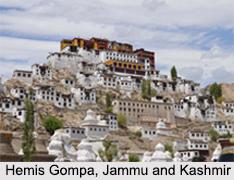 Monasteries in Jammu and Kashmir, Indian Monasteries