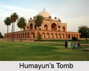 Mughal Gardens in India