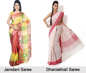 Sarees of East India