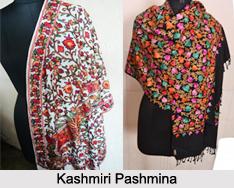 Textile Crafts of Kashmir