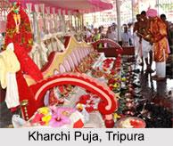 Temple Festivals of Northeast India, Indian Festivals