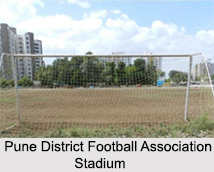 Football Stadiums in West India