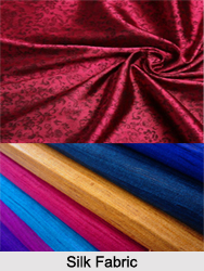 Silk, Indian Fibre