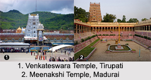 Religious Monuments of South India