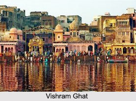 Ghats of Mathura