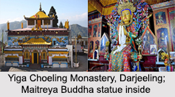 Monasteries in Darjeeling, West Bengal
