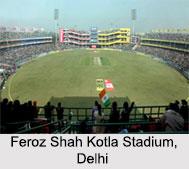 Cricket Stadiums in North India