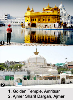 Religious Monuments of North India