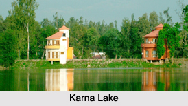 Lakes in Haryana