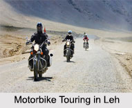 Leh, Leh District, Jammu and Kashmir
