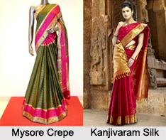 Sarees of South India