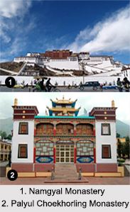 Monasteries in Himachal Pradesh, Indian Monasteries