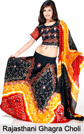 Costumes for Rajasthani Women
