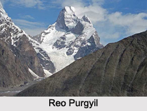 Mountain Peaks of North India