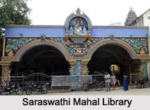 Libraries in Tamil Nadu