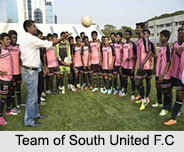 Football Clubs of South India