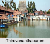 Capital Cities of South India