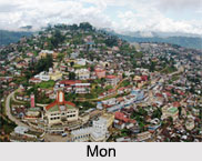 Cities of Nagaland