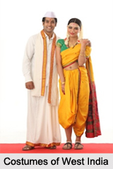 Traditional Dresses of States of India