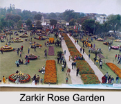Gardens in India