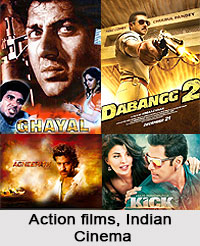 Action Films, Indian Cinema
