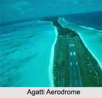 Airport in Lakshadweep
