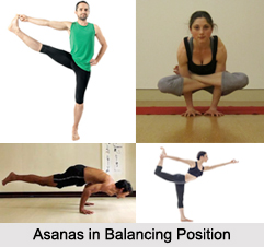 Asanas in Balancing Position, Yoga Asanas
