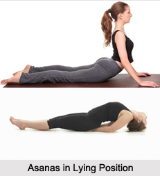 Asanas in Lying Position, Yoga Asanas