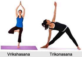 Asanas In Standing Pose Yoga Asanas