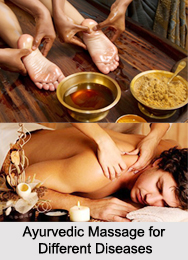 Ayurvedic Massage for Different Diseases