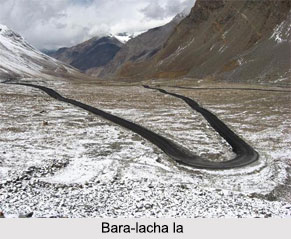 Bara-lacha La, Ladakh, Jammu and Kashmir