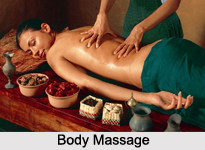Body Massage, Aromatherapy