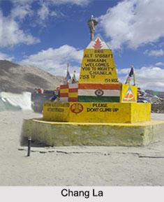 Chang La, Ladakh, Jammu and Kashmir