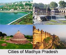 Cities of Madhya Pradesh