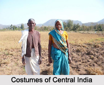 Costumes of Central Indian States, Indian Costume