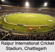 Cricket Stadiums of Central India