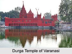 Durga Temple, Varanasi, Uttar Pradesh