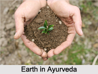Earth in Ayurveda