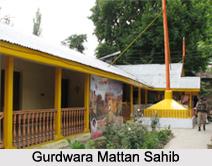 Gurudwaras of Jammu and Kashmir