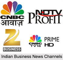 Indian Business News Channels, Indian Television