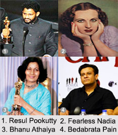 Indian Film Technical Personalities