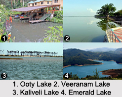 Lakes in Tamil Nadu