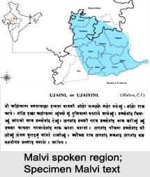 Malvi, Indian Spoken Language