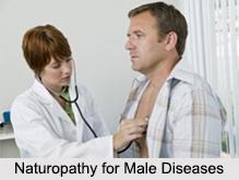 Naturopathy for Male Diseases, Indian Naturopathy