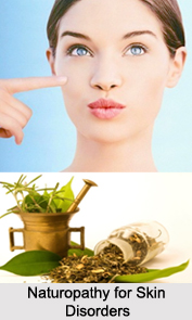 Naturopathy for Skin Disorders, Indian Naturopathy