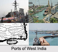 Port Cities in West India