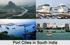 Port Cities of South India