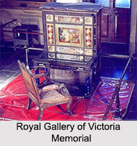 Royal Gallery, Victoria Memorial Hall, Kolkata